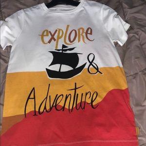 Burberry multicolored shirt